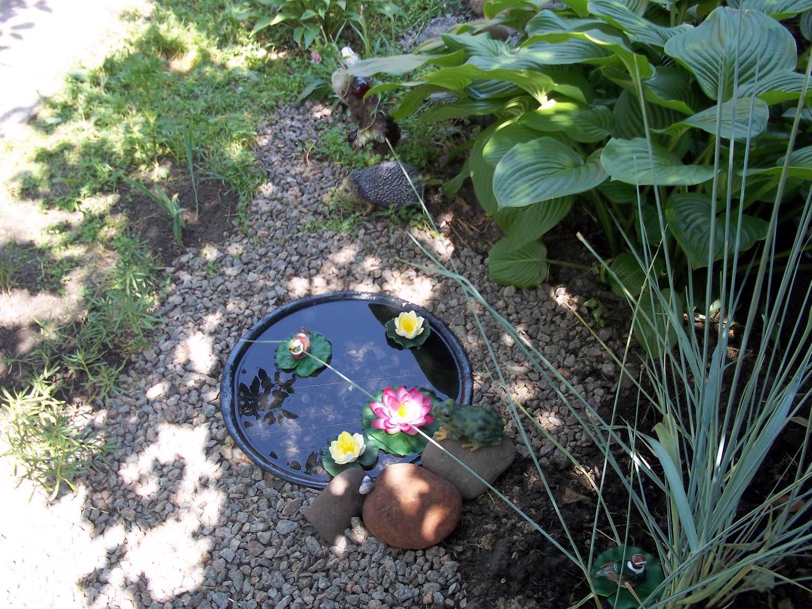 Видео 37. Делаем водоем в саду