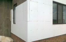 Способы утепления дома: монтаж сайдинга с утеплителем, отделка стен пенопластом.