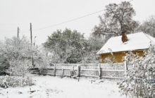 И еще раз о пользе снега