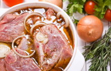 Маринад для шашлыка из свинины,