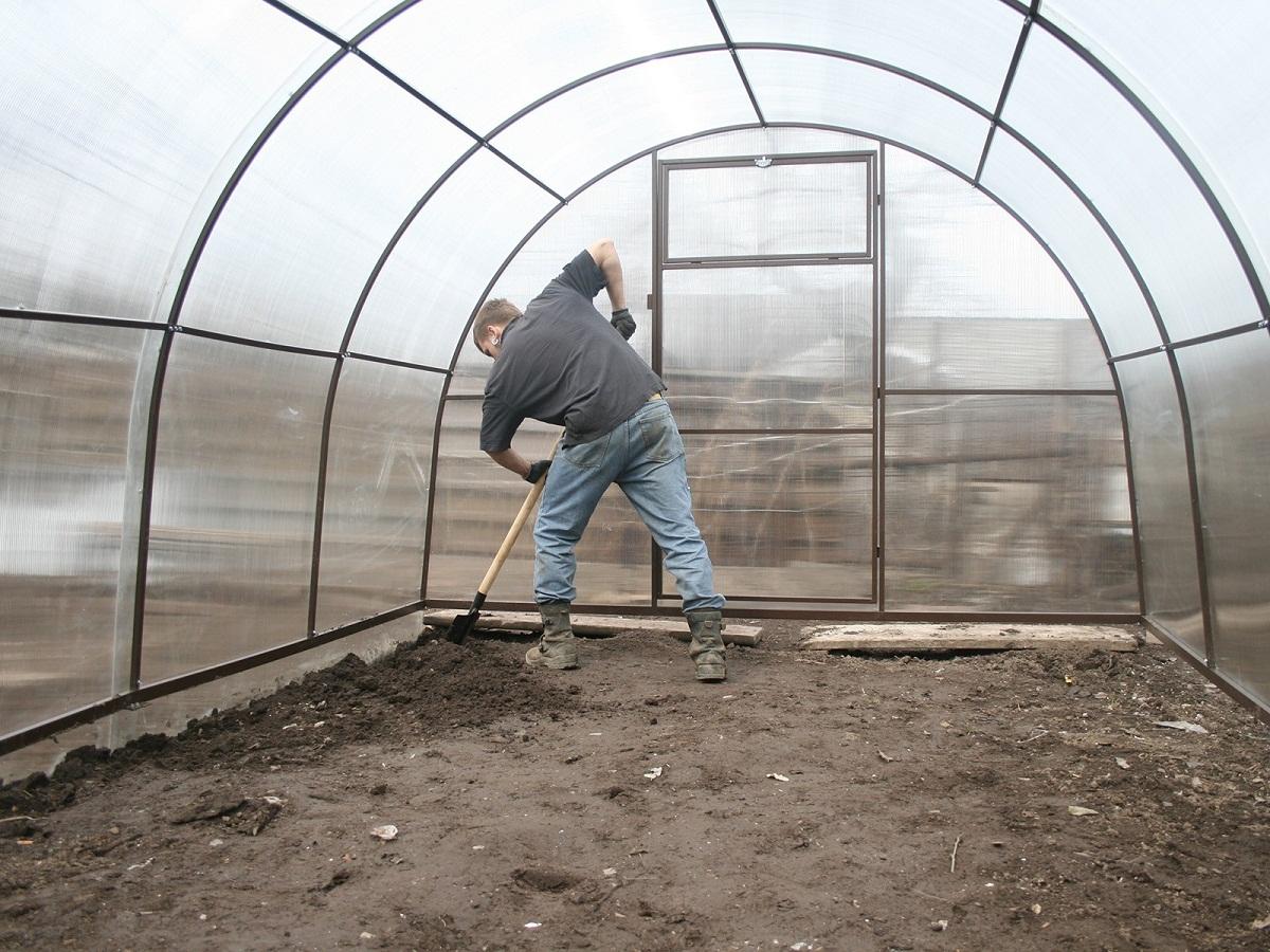 Подготовка теплицы весной к новому сезону, чем обработать теплицу из поликарбоната перед посадкой