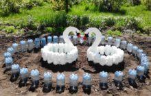 Применение пластиковых бутылок на даче: подборка идей