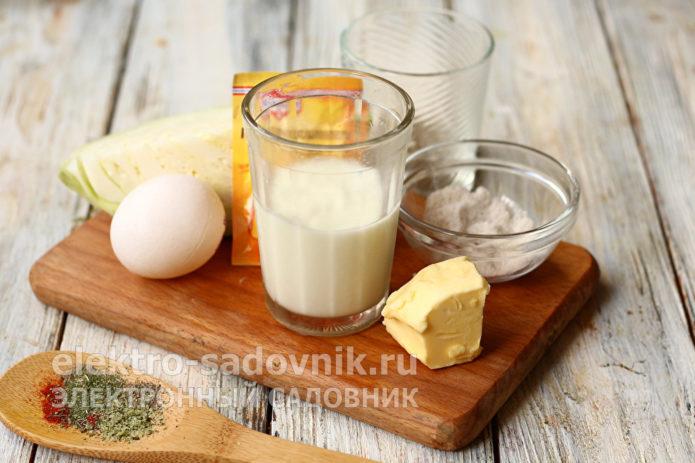 продукты для ленивого пирога