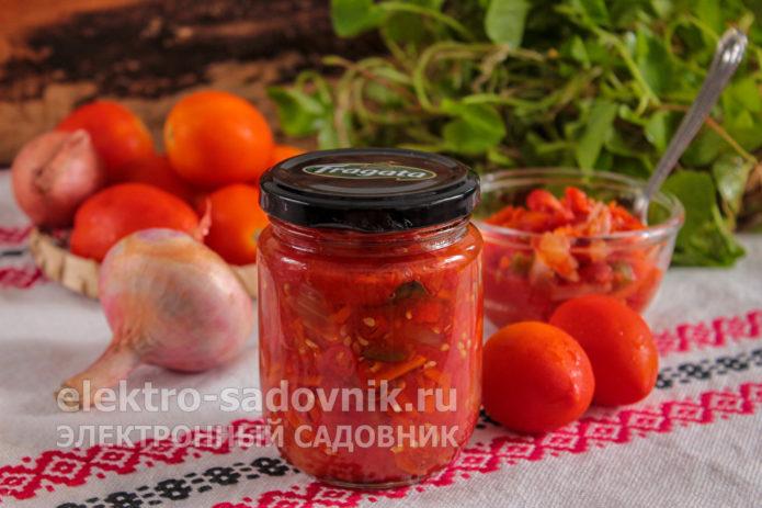томатный соус Чемергес