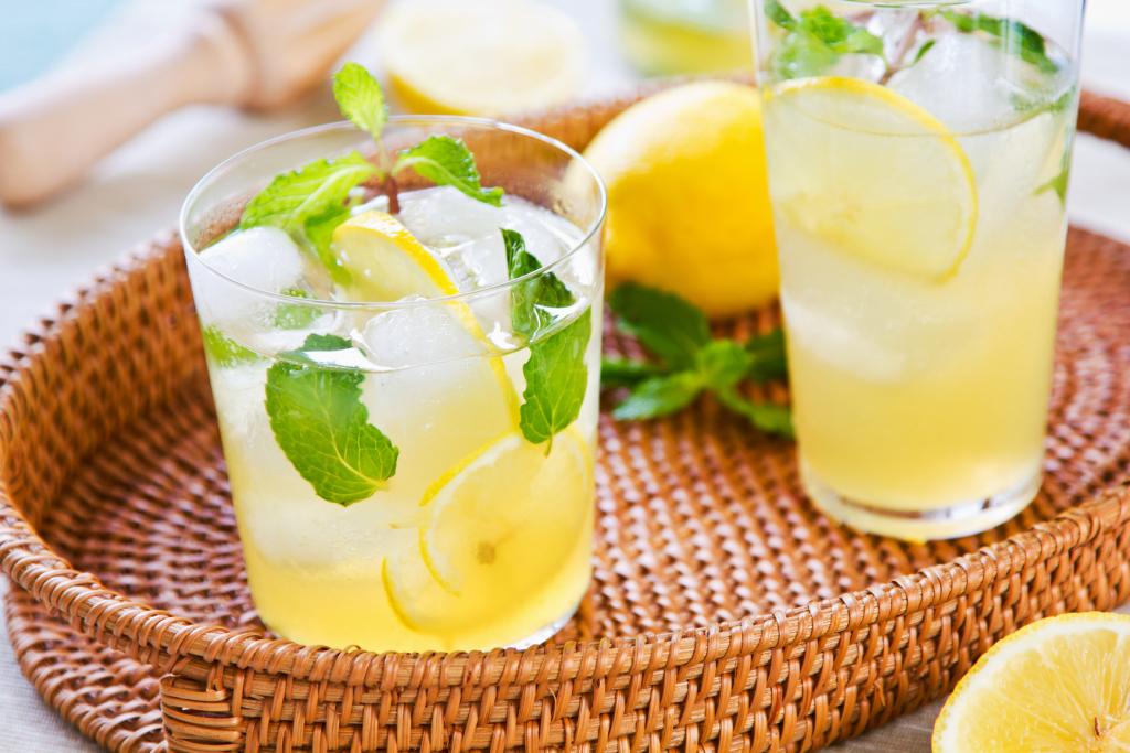 Как приготовить лимонад в домашних условиях - рецепт с фото
