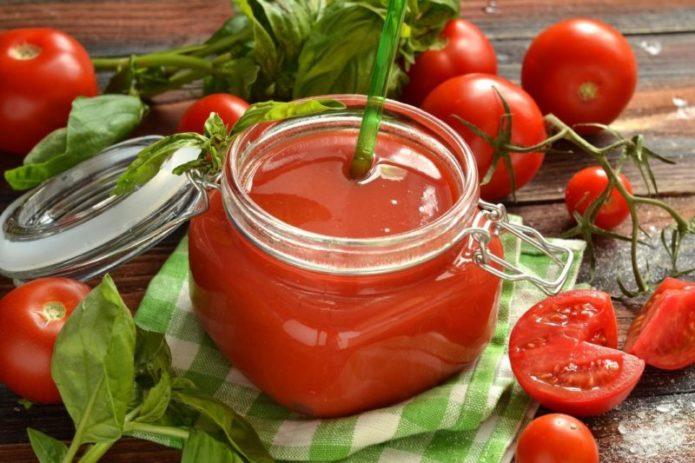 Очень вкусные томатные соки - каждый выберет свой