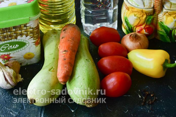 овощи для Анкл-бенс
