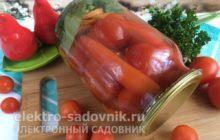 вкусные сладкие помидоры на зиму