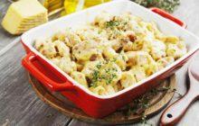 Запеканка из цветной капусты в духовке: рецепты с фото