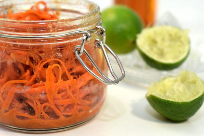 Очень вкусная морковь по-корейски в каждом рецепте