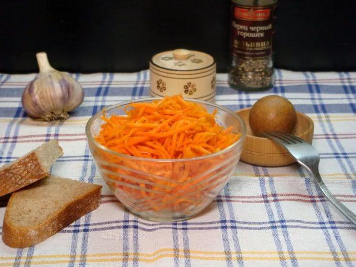 как приготовить приправу для корейской моркови