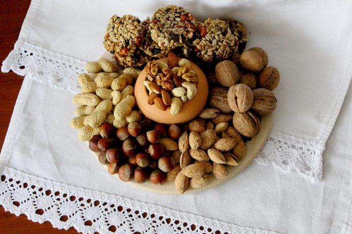 традиции на ореховый спас