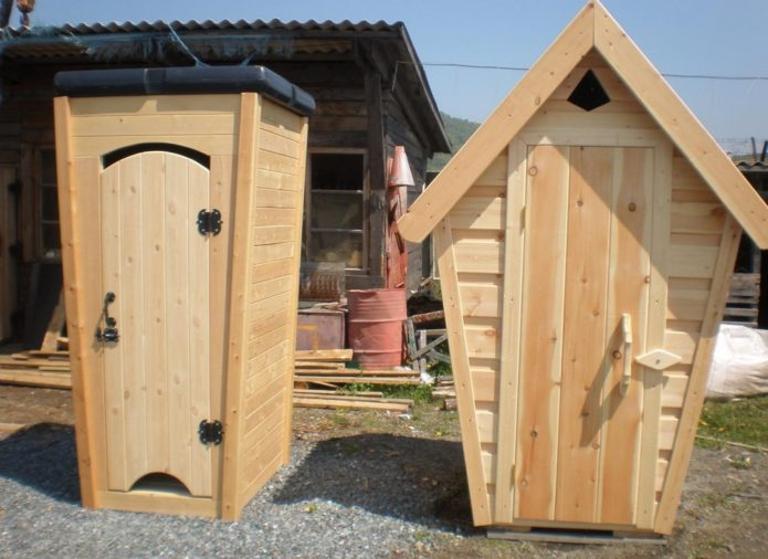 Комфорт во всем: примеры организации дачного туалета